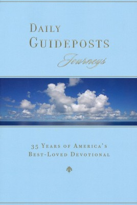 Daily Guideposts Journeys: 35 Years of America's Best-Loved Devotional - Slightly Imperfect  -     By: Andrew Attaway