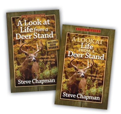 A Look at Life from a Deer Stand, Book & Study Guide  -