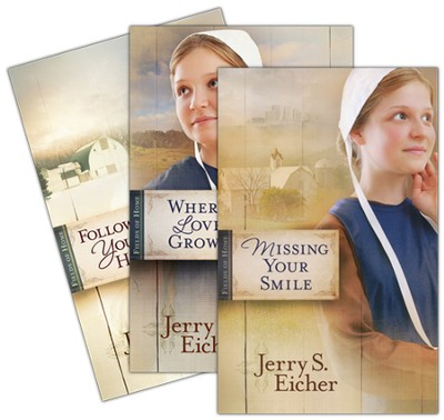 The Fields of Home Series, Volumes 1-3  -     By: Jerry S. Eicher