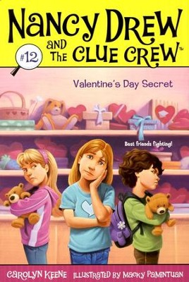 Nancy Drew and the Clue Crew # 12: Valentine's Day Secret  -     By: Carolyn Keene     Illustrated By: Macky Pamintuan