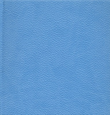 NIV Chunky Bible Italian Duo-Tone &#153, Blue 1984  -