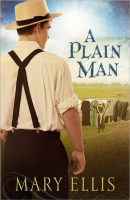 A Plain Man  -     By: Mary Ellis