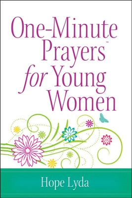 One-Minute Prayers for Young Women   -     By: Hope Lyda