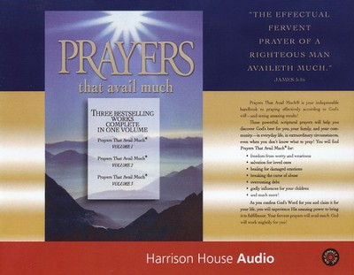 Prayers That Avail Much, Commemorative Audiobook on CD  -     By: Germaine Copeland