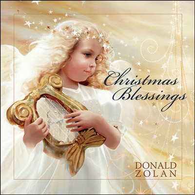 Christmas Blessings  -     By: Donald Zolan