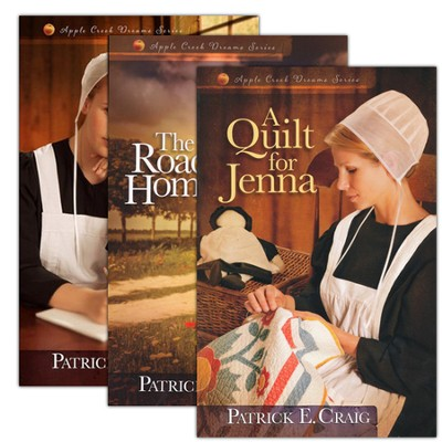 Apple Creek Dreams Series, Volumes 1-3  -     By: Patrick E. Craig
