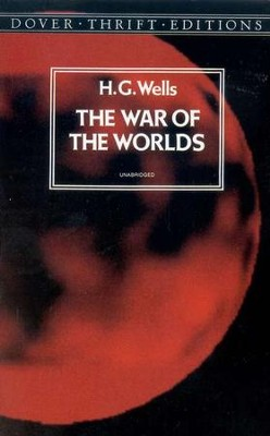 The War of the Worlds   -     By: H.G. Wells
