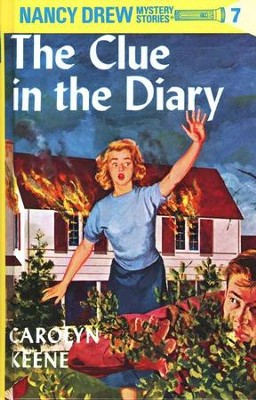 The Clue in the Diary, Nancy Drew Mystery Stories Series #7   -     By: Carolyn Keene