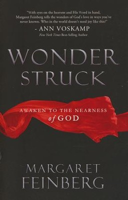 Wonderstruck: Awaken to the Nearness of God  - Slightly Imperfect  -     By: Margaret Feinberg