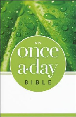 NIV Once-A-Day Bible  -