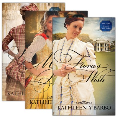 The Secret Lives of Will Tucker Series, Volumes 1-3  -     By: Kathleen Y'Barbo