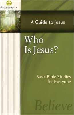 Who Is Jesus? A Guide to Jesus   -     By: Stonecroft Ministries