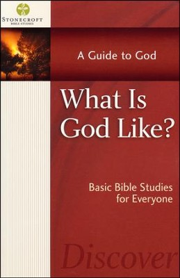 What Is God Like? A Guide to God   -     By: Stonecroft Ministries
