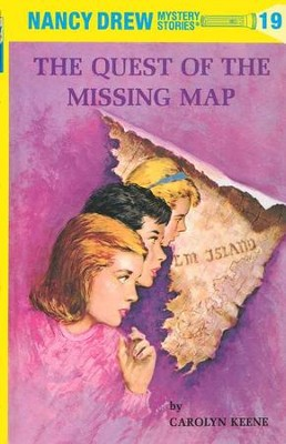 The Quest of the Missing Map, Nancy Drew Mystery Stories Series #19   -     By: Carolyn Keene