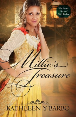Millie's Treasure, Secret Lives of Will Tucker Series #2   -     By: Kathleen Y'Barbo