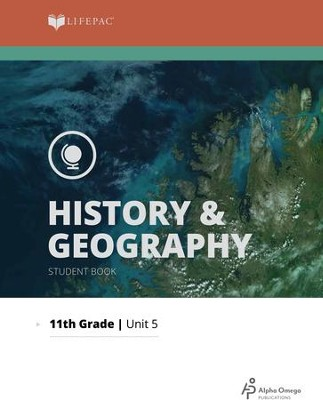 Lifepac History & Geography Grade 11 Unit 5: A Nation United Again   -