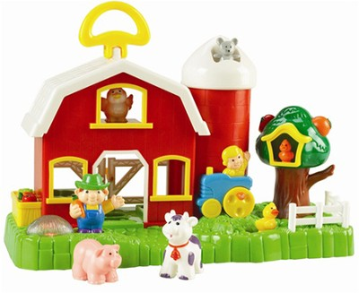 Big Fun Activity Barn  -