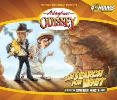 Adventures in Odyssey® #27: The Search for Whit   -