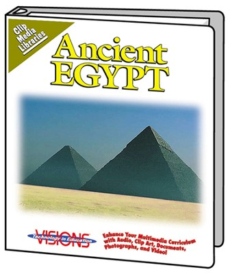 Clip Media Library: Ancient Egypt   -