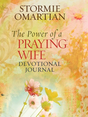 The Power of a Praying Wife Devotional Journal  -     By: Stormie Omartian