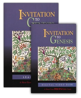 Invitation to Genesis - Planning Kit  -     By: Peter Enns