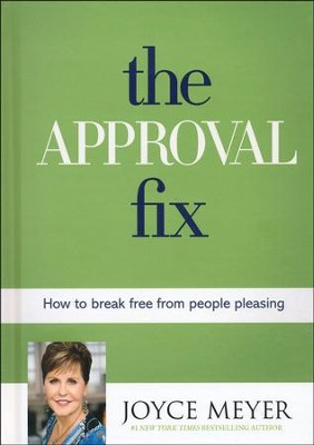 Approval Fix: How To Break Free From People Pleasing, Audiobook CD, Unabridged  -     Narrated By: Jodi Carlisle     By: Joyce Meyer
