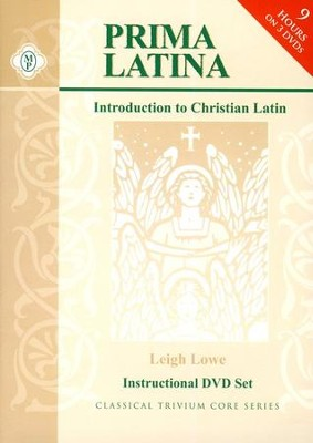Prima Latina Instructional DVDs, Set of 3  -