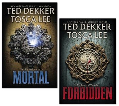 The Book of Mortals Series, Volumes 1 & 2, Softcover  -     By: Ted Dekker, Tosca Lee