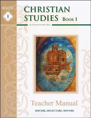 Christian Studies Book 1, Grade 3, Teacher Manual   -