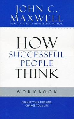 How Successful People Think--Workbook   -     By: John C. Maxwell