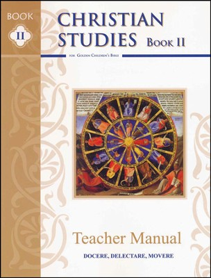Christian Studies Book II, Grade 4, Teacher Manual   -