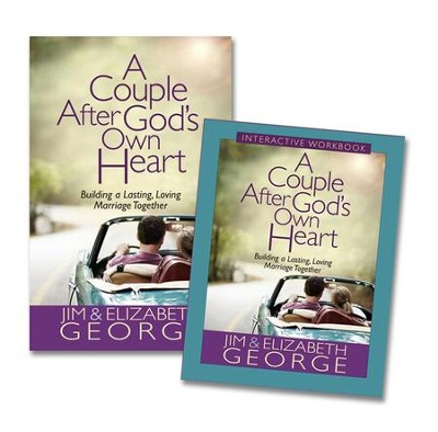 Couple After God's Own Heart Book and Workbook  -     By: Jim George, Elizabeth George