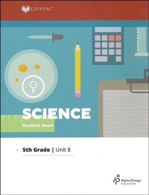 Lifepac Science Grade 5 Unit 8: Records in Rock - Geology   -