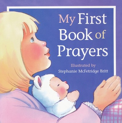 My First Book of Prayers  -