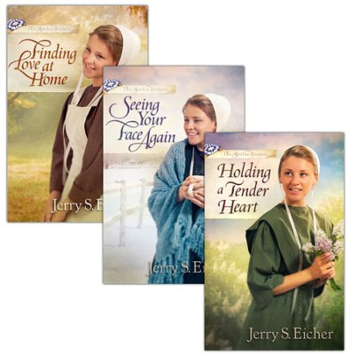 The Beiler Sister Series, Volumes 1-3  -     By: Jerry S. Eicher