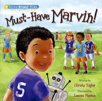 Must Have Marvin  -     By: Christy Ziglar