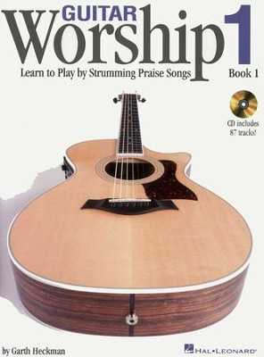 Guitar Worship, Book 1-Book & CD   -