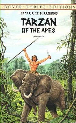Tarzan of the Apes   -     By: Edgar Rice Burroughs