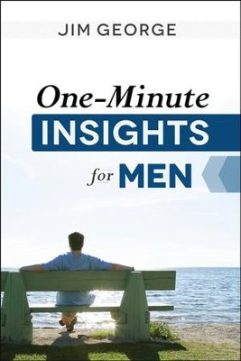One-Minute Insights for Men  -     By: Jim George