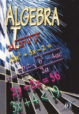 Algebra I Vol. 4, DVD   -