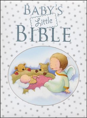 Baby's Little Bible - Gift Edition  -     By: Sarah Toulmin