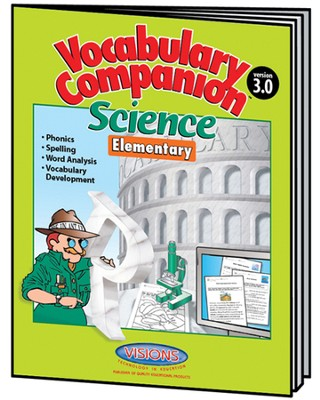 Vocabulary Companion: Science Elementary   -     By: Arnie Uretsky