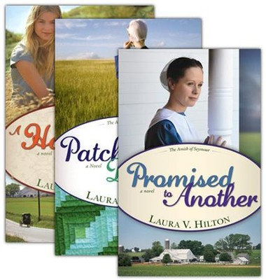 The Amish of Seymour County Series, Volumes 1-3  -