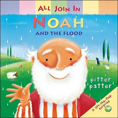 All Join in Noah and the Flood Boardbook  -     By: Christina Goodings     Illustrated By: Claire Henley