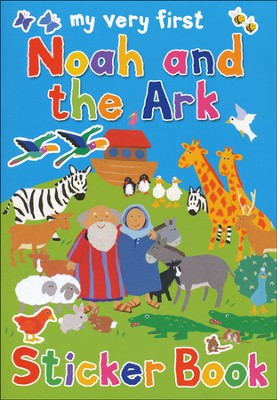 My Very First Noah and the Ark Sticker Book  -     By: Lois Rock