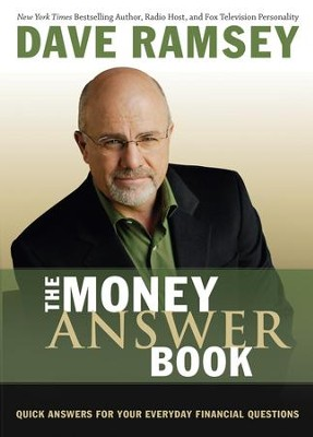The Money Answer Book: Quick Answers to Everyday Financial Questions - eBook  -     By: Dave Ramsey