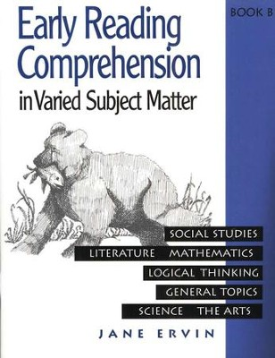 Early Reading Comprehension in Varied Subject Matter, Book B   -     By: Jane Ervin