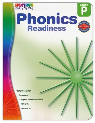 Spectrum Early Years Phonics Readiness  -