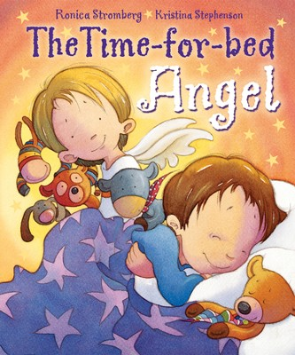 The Time-for-Bed Angel  -     By: Ronica Stromberg