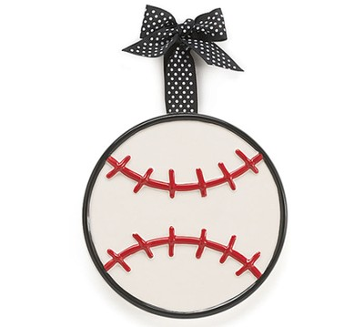Baseball Ornament, Large   -